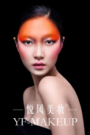 时尚彩妆打造新人类既视感 原创大片彰显科技与梦幻