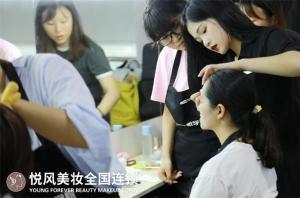 想在昆明学化妆,哪有比较靠谱的化妆学校?
